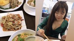 Mới xa bạn trai hơn 1 tuần, các 'thánh soi' chỉ ra bạn gái nóng bỏng đang ở Thái Lan để thăm Đặng Văn Lâm