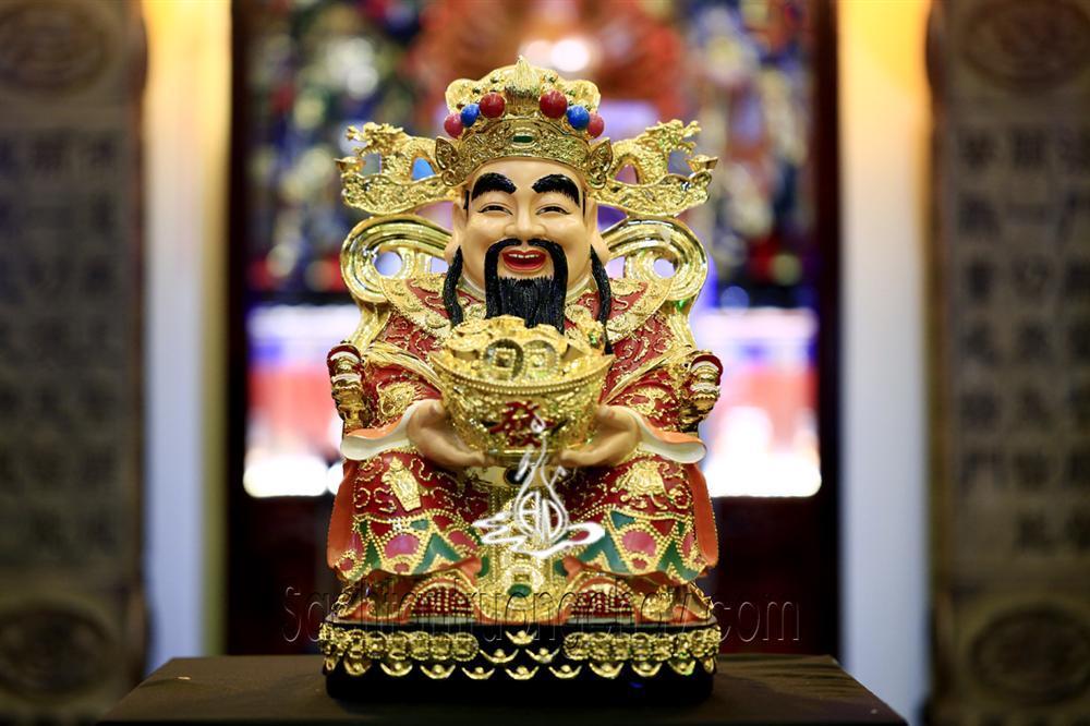 Ngày vía Thần Tài không nhất thiết phải mua vàng, chỉ cần sắm thứ này cũng đủ may mắn cả năm-2