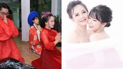 Sau 1 tháng được bạn trai cầu hôn tại sinh nhật 1 tuổi em gái, ái nữ của diễn viên 4 đời chồng tổ chức ăn hỏi