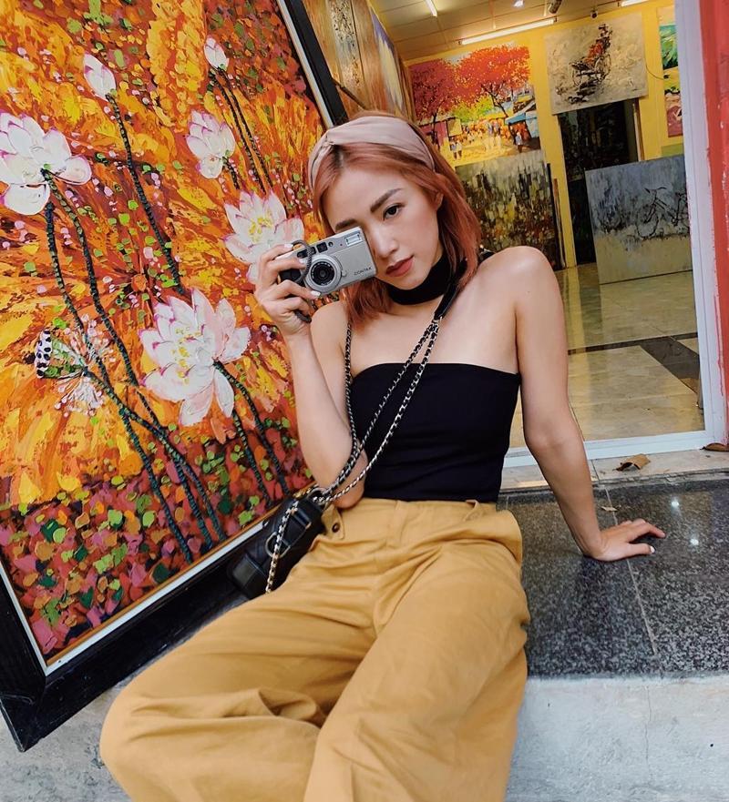 STREET STYLE GIỚI TRẺ SAU TẾT: Gia đình Hoa dâm bụt diện đồ ngủ ra phố vẫn cực kì chất-4