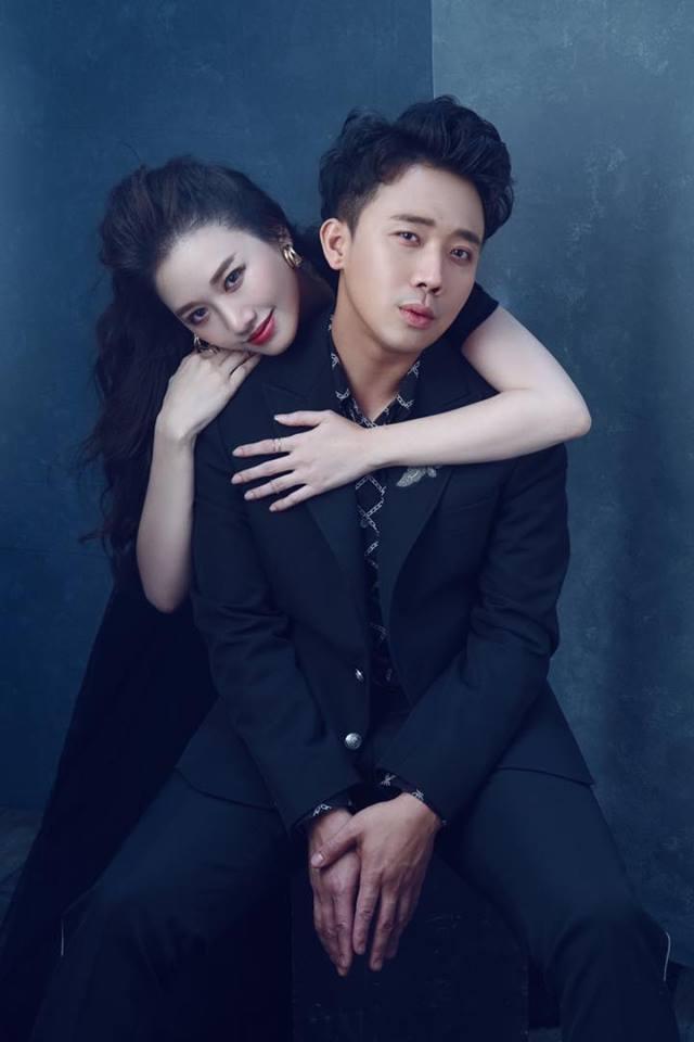 Được tặng quà đắt đỏ, Hari Won hết lời khen ngợi ông xã Trấn Thành đẹp trai trong ngày Valentine-1
