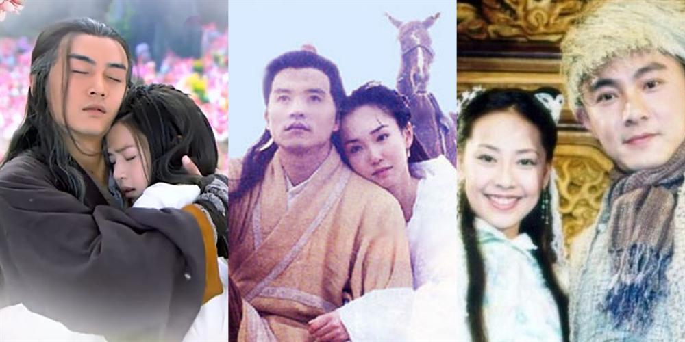 Những cặp sao yêu trong phim của Kim Dung, kết hôn ở ngoài đời-1