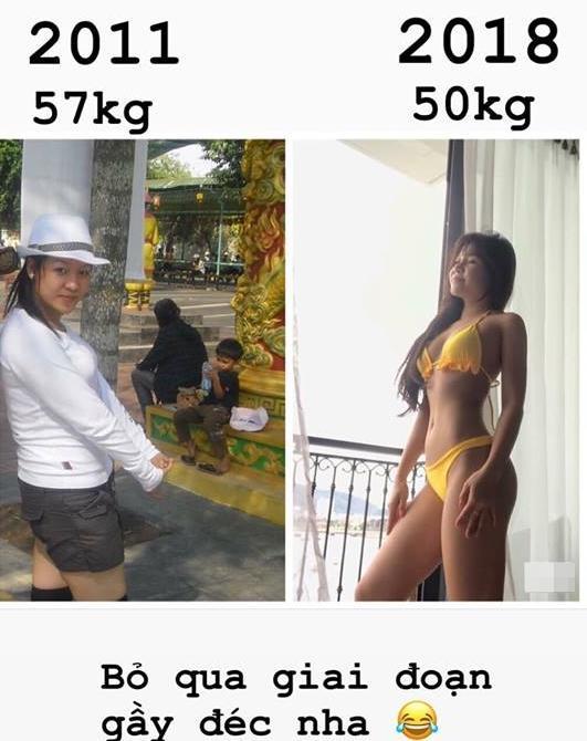 Bị nói làm màu khi yêu Đặng Văn Lâm, hotgirl phòng gym Yến Xuân đáp trả: Tôi đủ 7 màu-1