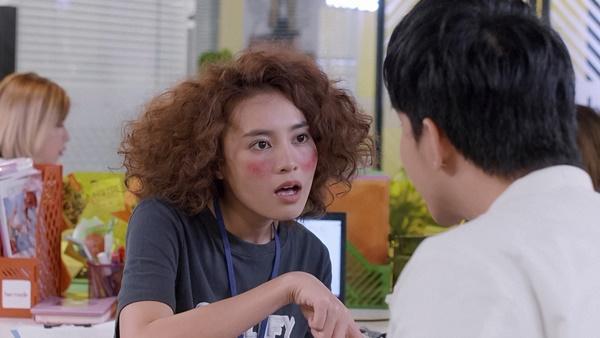 Bình An bất ngờ chạm mặt em gái Lan Ngọc trong tập 14 Mối Tình Đầu Của Tôi-3