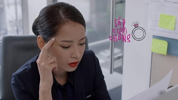 Bình An bất ngờ chạm mặt em gái Lan Ngọc trong tập 14 Mối Tình Đầu Của Tôi-5