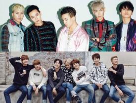 Từ Big Bang đến BTS: 2 biểu tượng Kpop vươn lên từ tận cùng gian khó