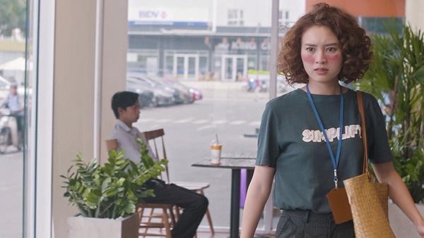Bình An bất ngờ chạm mặt em gái Lan Ngọc trong tập 14 Mối Tình Đầu Của Tôi-9