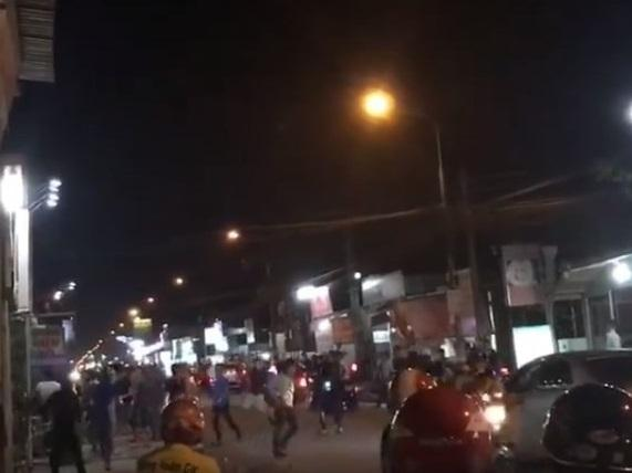 Thanh Hóa: Trai làng chém nhau loạn xạ, 3 người nhập viện-2