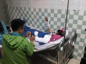 Vụ tạt axít dã man ở Quảng Ngãi: Các đối tượng ra tay chưa đầy 20 giây