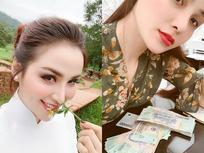 Hoa hậu Diễm Hương gây shock với triết lý hôn nhân: 'Đừng lấy nhau vì tình yêu, hãy lấy vì tiền'
