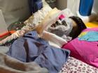 Nam Việt kiều kể lại phút bị 2 kẻ bịt mặt tạt axit, cắt gân chân trong đêm