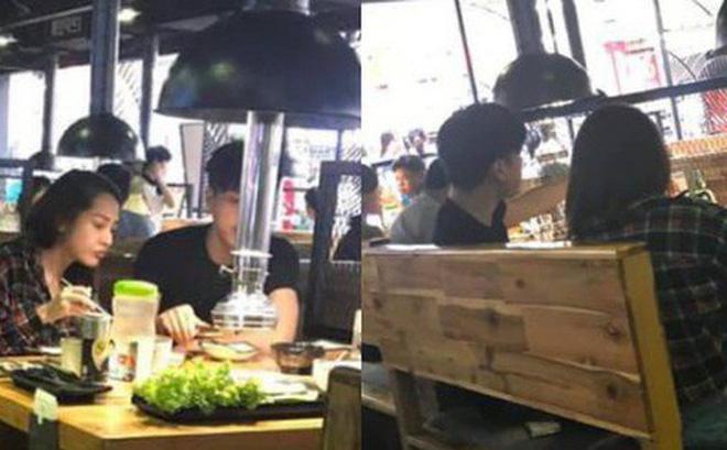 Chụp ảnh check-in cùng địa điểm trong ngày Valentine, Hồ Quang Hiếu - Bảo Anh có vẻ đã tái hợp đường tình-1
