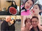 Mỹ nhân Việt đón Valentine: Ai cũng được tặng quà 'khủng', riêng Nhã Phương phải đi đòi quà