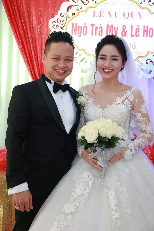Ngô Trà My - chuyện cô Á hậu vừa đăng quang đã vội lấy chồng giàu và lời hứa hão với showbiz-1