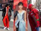 Phong độ thời trang giảm sút của H'Hen Niê tại New York