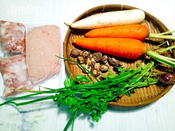 Miến nấu nước dừa ngọt thanh cho bữa sáng cuối tuần thảnh thơi-1