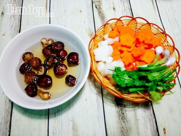 Miến nấu nước dừa ngọt thanh cho bữa sáng cuối tuần thảnh thơi-2