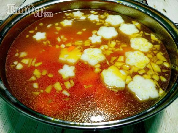 Miến nấu nước dừa ngọt thanh cho bữa sáng cuối tuần thảnh thơi-4