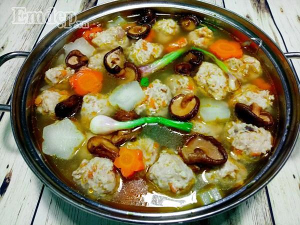 Miến nấu nước dừa ngọt thanh cho bữa sáng cuối tuần thảnh thơi-6