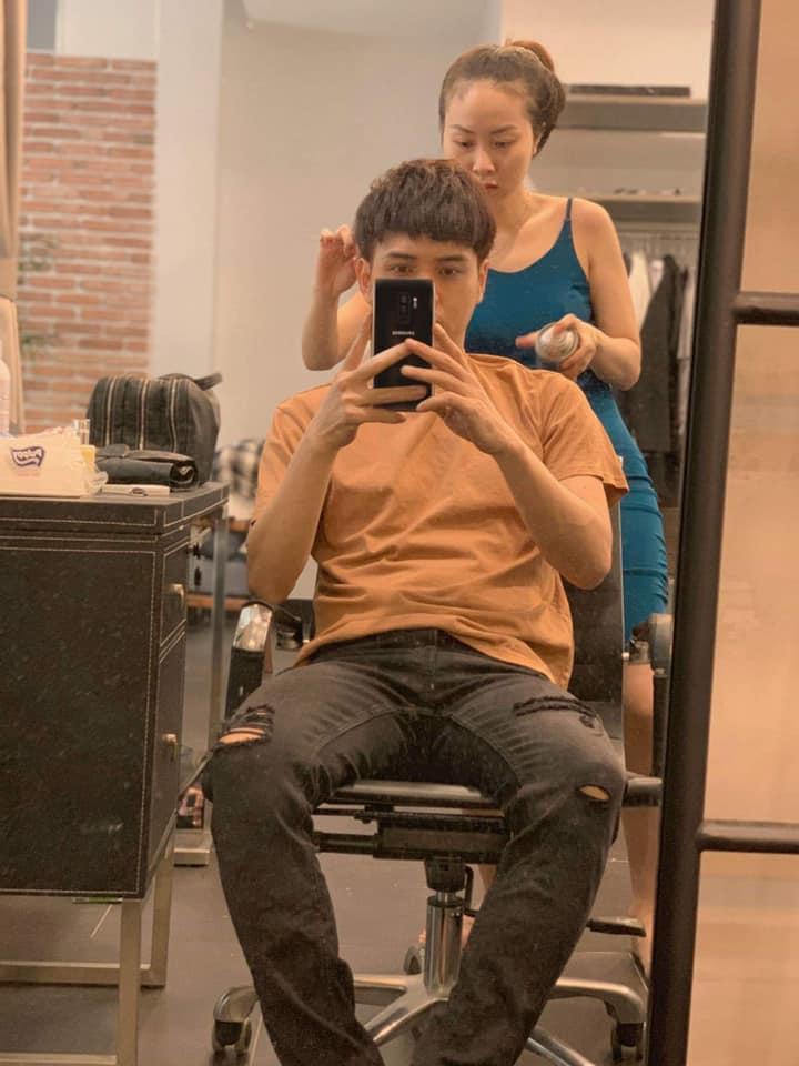 Cao hứng quảng cáo cho tiệm nail, Kỳ Duyên bị nhắc nhở ngẫn ngờ vì đề sai ngày tháng-5