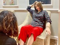 Cao hứng quảng cáo cho tiệm nail, Kỳ Duyên bị nhắc nhở 'ngẫn ngờ' vì đề sai ngày tháng