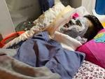 Nhiều tình tiết mới trong vụ tạt axit, cắt gân chân-4
