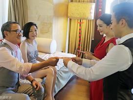 Dương Mịch không thăm con và chúc Tết cha mẹ chồng cũ