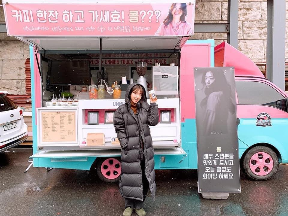 Park Shin Hye - Han Hyo Joo tưởng không thân mà lại thân không tưởng-1