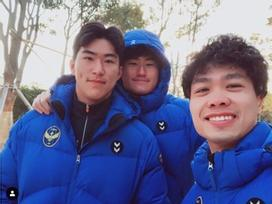Fan Việt nhờ các cầu thủ Hàn Quốc chăm sóc Công Phượng
