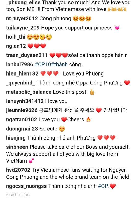 Fan Việt nhờ các cầu thủ Hàn Quốc chăm sóc Công Phượng-2