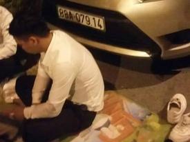 Thêm một gia đình dừng ô tô giữa đường cao tốc để ăn uống gây bức xúc