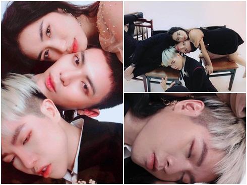 Hòa Minzy tiết lộ hậu trường siêu hài của gia đình dâm bụt