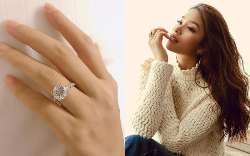 Sau khi xác nhận đính hôn vào ngày Valentine, cuộc sống của hoa hậu Phạm Hương có gì đặc biệt?-1