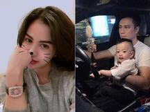 Im lặng trước tin đồn ly hôn, Việt Anh 'Người Phán Xử' bất chợt gây xôn xao khi nói với con trai: Đừng sai lầm như bố