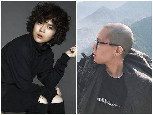 Mỹ nhân gây sốc với mốt cạo trọc đầu: Tiên Tiên khiến fan không nhận ra - Hoa Di Linh vẫn đẹp xuất sắc-3