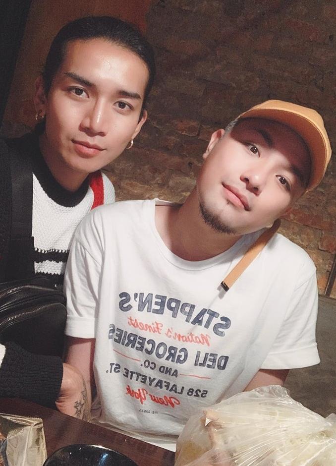 Đăng ảnh đi trốn cùng người tình đồng giới Quang Lâm, BB Trần bị tra tấn bởi câu hỏi: Ai làm vợ?-5