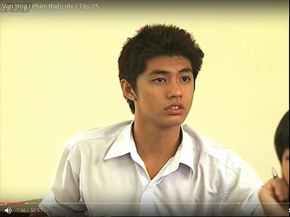 Giật mình ngắm hình ảnh quá khứ quê một cục của dàn mỹ nam hàng đầu showbiz Việt-2