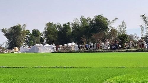 Vụ nữ sinh giao gà bị sát hại ở Điện Biên: Khai quật, khám nghiệm lại tử thi nạn nhân-1