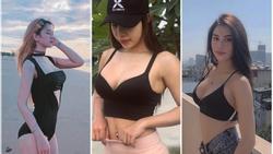 Ba hot girl phòng tập sở hữu vóc dáng nóng bỏng