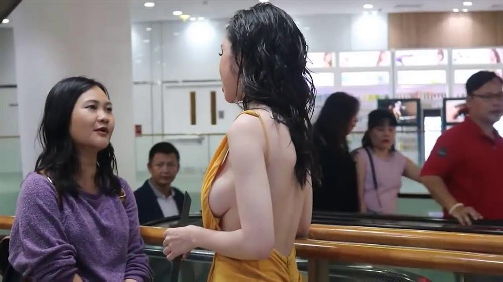 THẬT GIẢ LẪN LỘN: Fan hoang mang trước vòng 1 lúc căng phồng lúc chảy xệ của Elly Trần-7