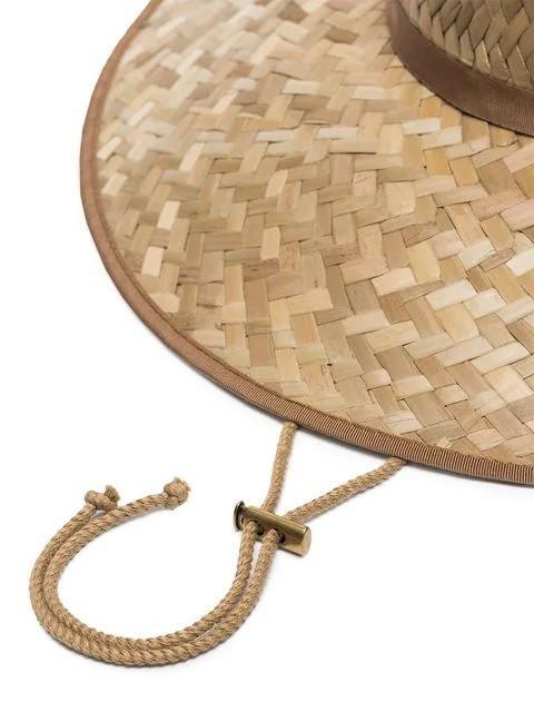 Hết dép rọ bộ đội, Gucci lại tung ra mẫu mũ hơn 10 triệu đồng mà chẳng khác gì nón cói đi biển bán đầy ngoài chợ-3