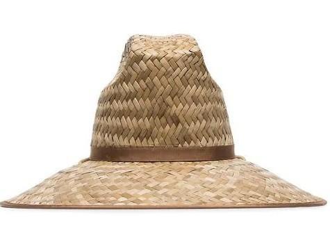Hết dép rọ bộ đội, Gucci lại tung ra mẫu mũ hơn 10 triệu đồng mà chẳng khác gì nón cói đi biển bán đầy ngoài chợ-4