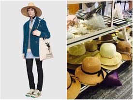 Hết 'dép rọ bộ đội', Gucci lại tung ra mẫu mũ hơn 10 triệu đồng mà chẳng khác gì nón cói đi biển bán đầy ngoài chợ