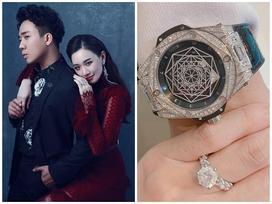 Không chạy theo 'trend' khoe quà Valentine, Hari Won 'chơi lớn' khi công khai quà kỷ niệm cưới tiền tỉ