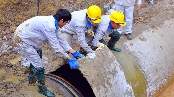 Hà Nội: Choáng thông báo tiền nước 23,6 triệu đồng/tháng, không nộp cắt nước-3