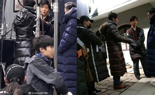 Em trai Phạm Băng Băng đóng phim cùng Lý Thần-1