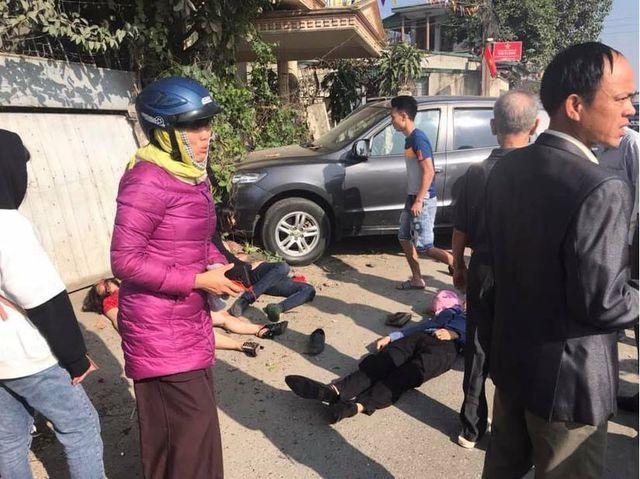 Thanh Hóa: Khởi tố, bắt tạm giam tài xế xe khách tông xe con khiến 3 người tử vong-1