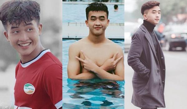 Tạm quên lớp cầu thủ đàn anh, U22 Việt Nam đang gây sốt bởi trai trẻ có ngoại hình đẹp, nhiều tài lẻ-2