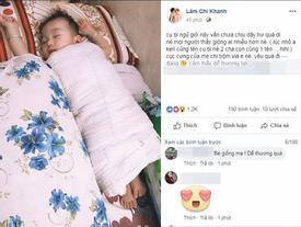 HOANG MANG QUÁ: Con trai Lâm Khánh Chi được khen giống bố dù sinh ra bằng trứng chị dâu và tinh trùng Lâm 'Công Chúa'