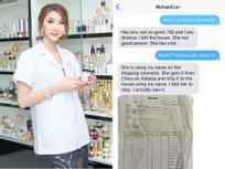Ngọc Quyên đáp trả bài bản khi bị chồng cũ tố kinh doanh mỹ phẩm 'mua vài chục, bán vài triệu' ảnh hưởng sức khỏe người dùng